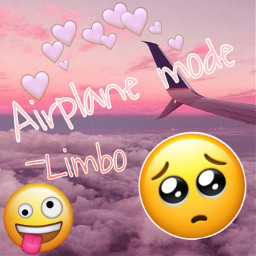 airplanemode aesthetic nohate justlove freetoedit
