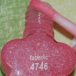 freetoedit pink rose labial lipgloss