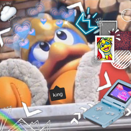 freetoedit icon dedede kingdedede
