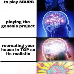 meme hs homestuck galaxybrain sburb freetoedit