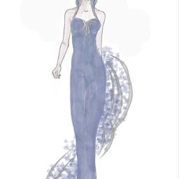 fashion moda abiti artwork