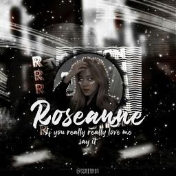 rose roseanne rosesarebeautiful roseblackpink rosesarerosie