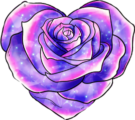 rose heart herz romantic magic freetoedit
