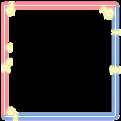 freetoedit star square neon glitter