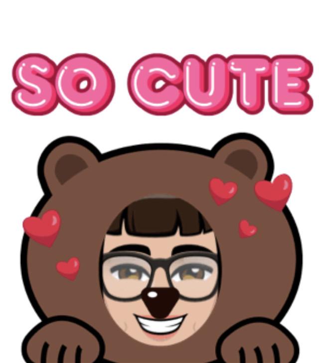 #love #bear #heart #cute #girl