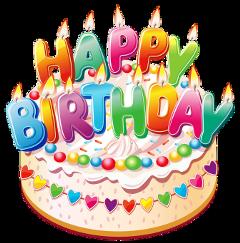 happy happybirthday birthday cake text freetoedit