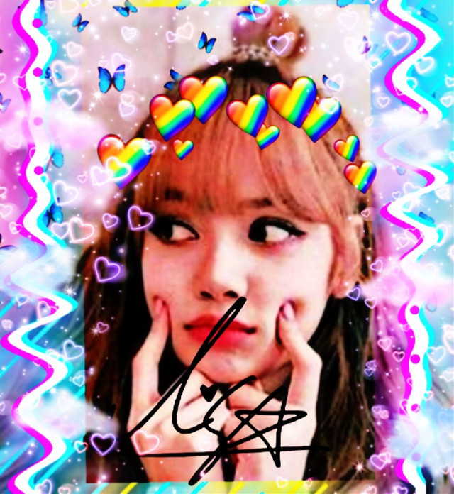 #blackpinklisaedit  😍😍😍💖💖💖