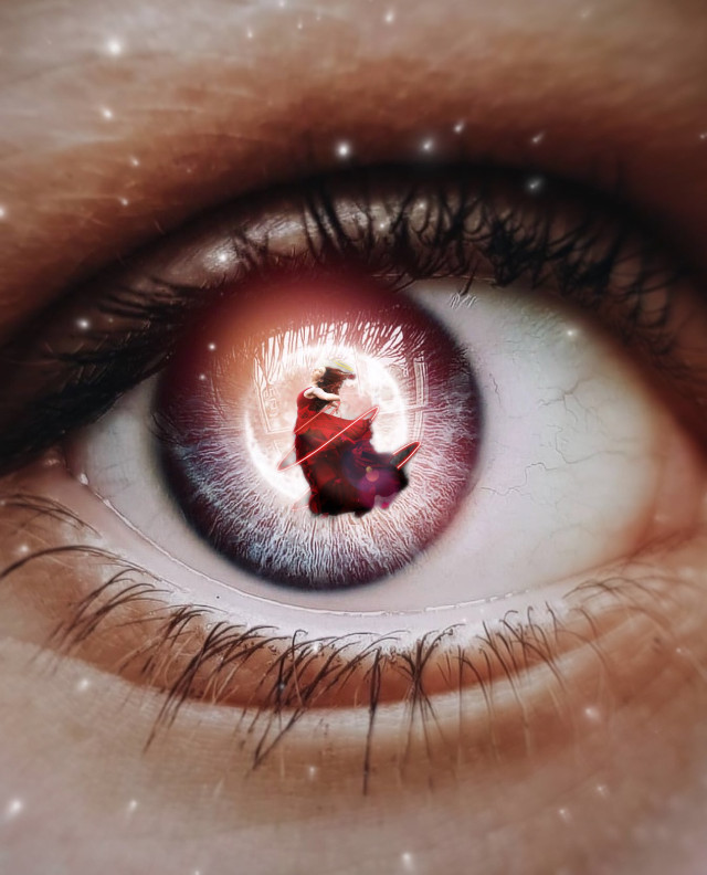 #freetoedit #eye #girl #princess #flygirl
