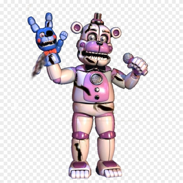 #witheredfuntimefreddy