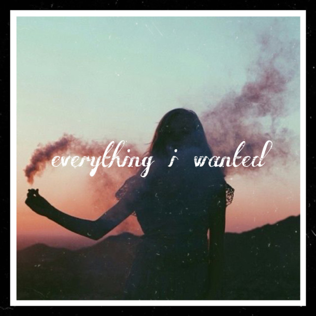 posting song covers until i'm famous pt. 2 #everythingiwanted #billieellish