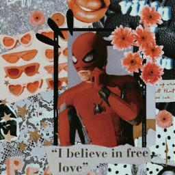 freetoedit spiderman tomholland aestheticedit aesthetic