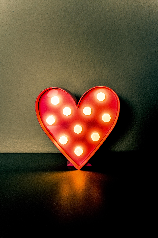 Let your creativity shine!Unsplash (Public Domain) #heart #love #valentinesday #background #backgrounds #freetoedit