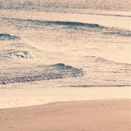 earlyinthemorning beachvibes nature seaview waves freetoedit