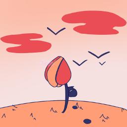 colorpalette palette red orange pickaflower