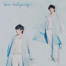 v kimtaehyung taetae tae bts