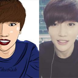 vector_art j_hoon b_i_g kpop
