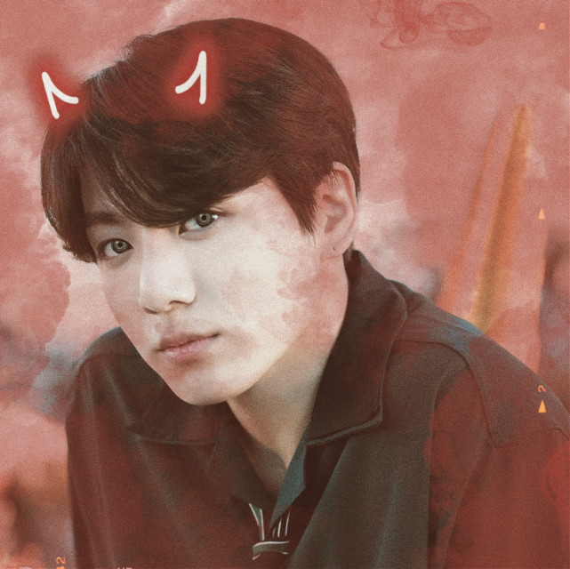 ❣️ Red devil smoke edit ❣️  #BTS #Bangtan #BTSJK  #JK #JeonJungkook  🤍✨🤍