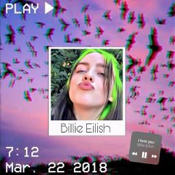 freetoedit billieeilish billieaesthetic