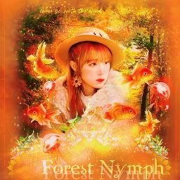 kpopedits kpop izone yena izoneedit yenaedit manip manipulation bookcover fantasy fantasymanip magic freetoedit