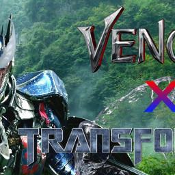 freetoedit venom optimusprime venomized transformers