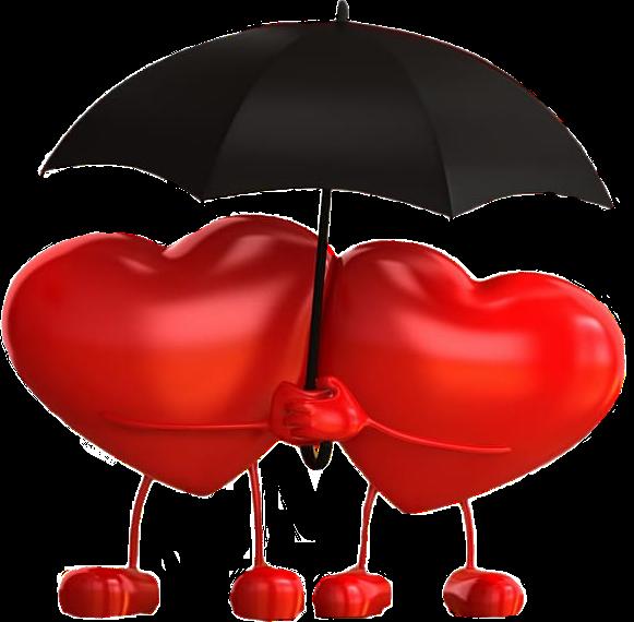 #umbrella #heart #hearts #love #romantic #valentinesday #wedding #birthday #anniversary #red