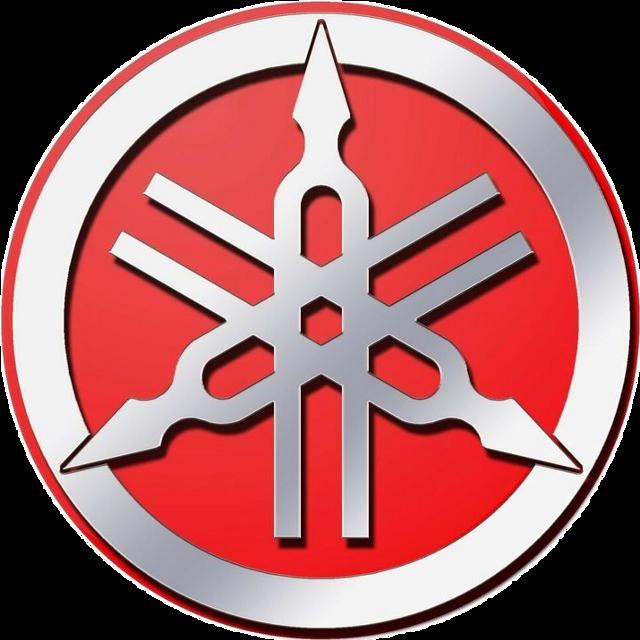#yamaha #logo #marca #moto #adesivo #jc