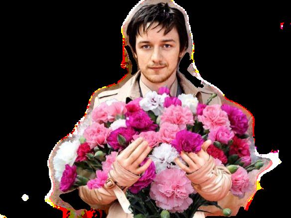 #jamesmcavoy #flowers #love #cute #valentine #gift #boyfriend #inlove #foryou