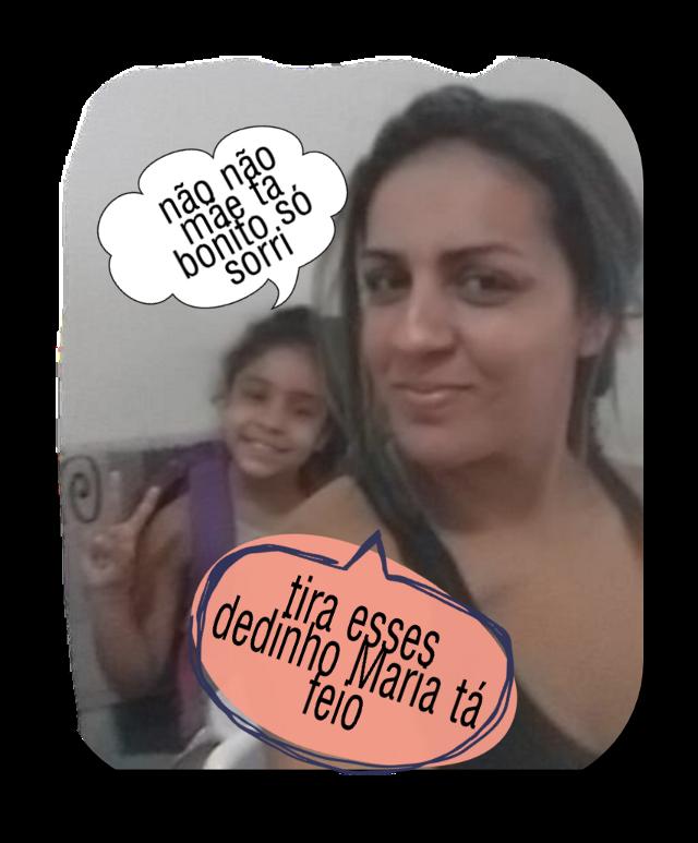 #minha mãe