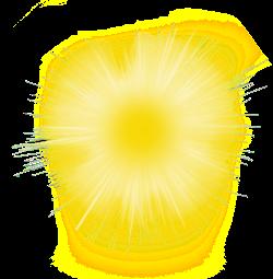 #стикер#солнце#небо#желтый#