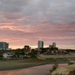 paisajes tumblr landscape sunset atardecer