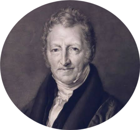 #Thomas #malthus #economía