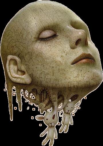 #head #surreal