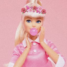 freetoedit classic barbiestyle barbie queen