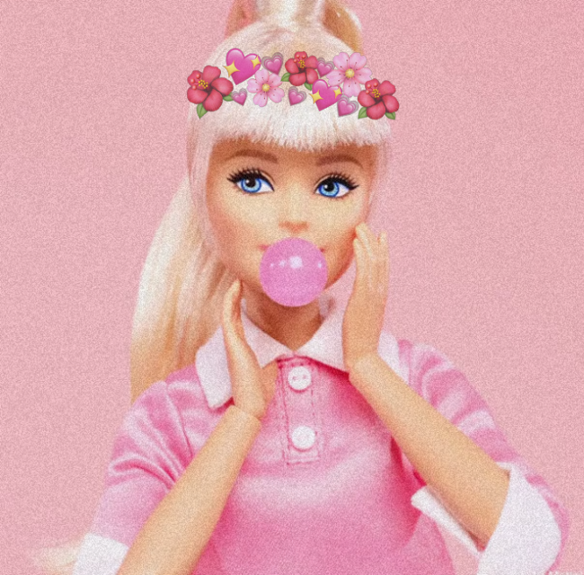 #freetoedit #classic #barbiestyle #barbie #queen #eye #barbiephotography #cartoonizer #corazon #lovely