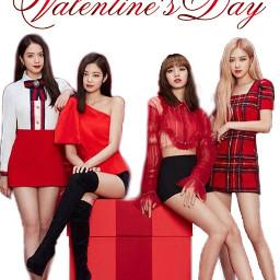 blackpinkinyourarea kpop bighitenteramient valentinesday