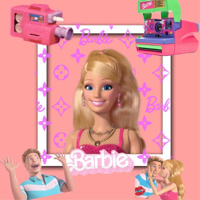 hi morning guyss #barbie  #freetoedit