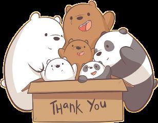 webarebears escandalosos panda pardo polar freetoedit