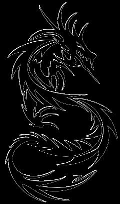 freetoedit tattoo dragon love tatoo