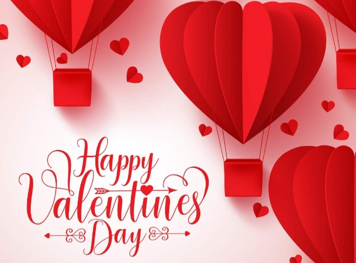 #freetoedit Happy valentine's day! 😊  #valentinesday #love #heart #hearts #valentine #day #love_is_in_the_air