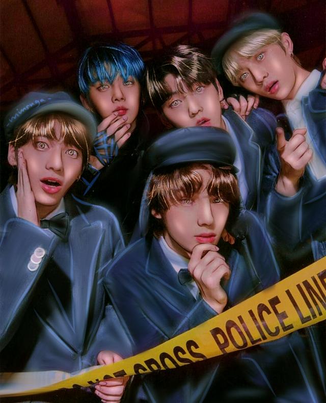 • ᴡᴏᴜʟᴅ ʏᴏᴜ ᴍɪɴᴅ ɢᴇᴛᴛɪɴɢ ᴀʀʀᴇsᴛᴇᴅ ʙʏ ᴛxᴛ? •  Time- 1:02 pm Time taken- 2hrs 4 minutes Song- Dope by BTS Theme- police officers Thought- I am prouD  Note- pls do not steal nor remix! :)  T:- #txt #txtchoisoobin #txtchoiyeonjun #txtchoibeomgyu #txtkangtaehyun #txthueningkai #txtsoobin #txtyeonjun #txtbeomgyu #txttaehyun #txtkai #choisoobin #choiyeonjun #choibeomgyu #kangtaehyun #hueningkai #soobin #yeonjun #beomgyu #taehyun #kai #manipulationedit #ihopeyoulikeit