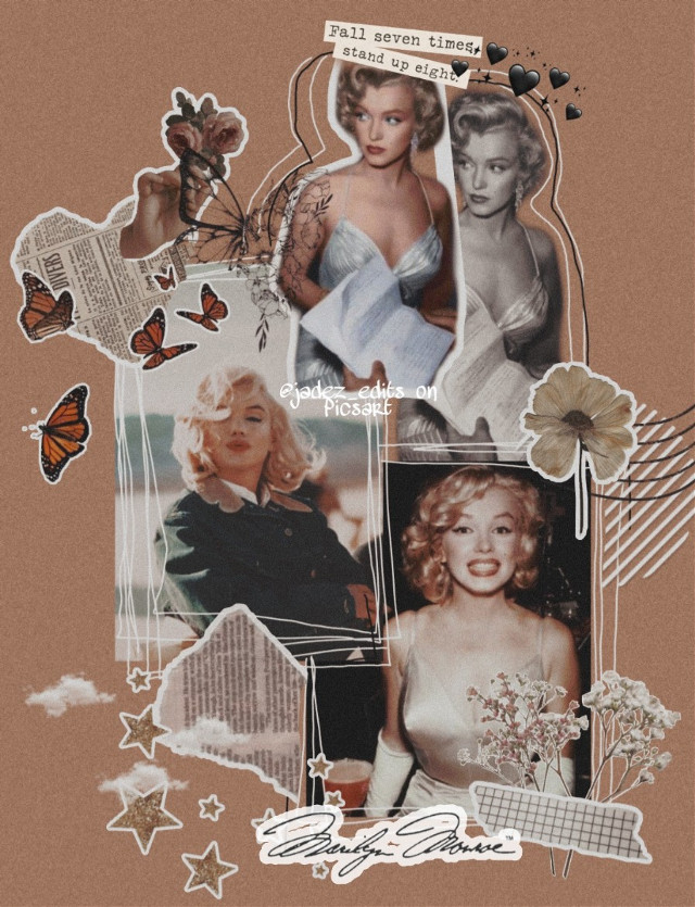 ●♡●♡●♡●♡●♡●♡          ~~read more~~  •☆•☆•☆•▪︎•●•▪︎●□■☆•      *editor's note* Marilyn Monroe is an ICON💯💓💕  ▪︎•°●Credits●°•▪︎ Pics of Marilyn: pinterest Stickers: Picsart sticker store  ▪︎°□•□•▪︎°▪︎•▪︎°¤°□ Please rmb that #/freetoedit does NOT equal to free to steal. Please do NOT screenshot my edit (or anyone else's) and post it as urs. •▪︎°▪︎•▪︎•▪︎°▪︎•▪︎•▪︎  **••tags••** #freetoedit #aesthetic #aestheticedit #aesthetictumblr #aesthetictext #aestheticboard  #collage #collageart #collageedit #collagewallpaper #marilynmonroe #marilynmonroequote #marilynmonroedesigns #heartcrown #vintage #vintagephoto #vintageaesthetic #noiseeffect @picsart @freetoedit  #echeartcrowns