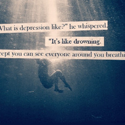 depressionquotes freetoedit