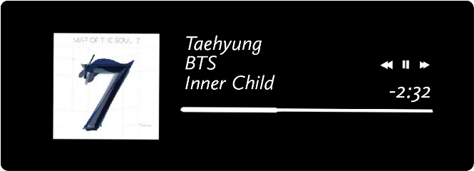 freetoedit innerchild taehyung tae v