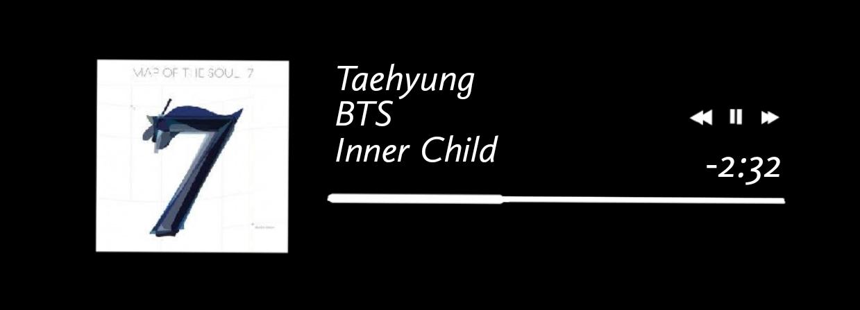 #innerchild #Taehyung #Tae #V #btsv #Vante #taetae #music #aesthetic #bts #bangtan #mots7