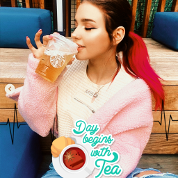 freetoedit pink miller eva tea