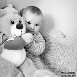 children child happychild blackandwhite lovely
