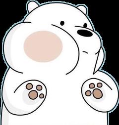 🌟stickers tumblr cute polar ososescandalosos freetoedit