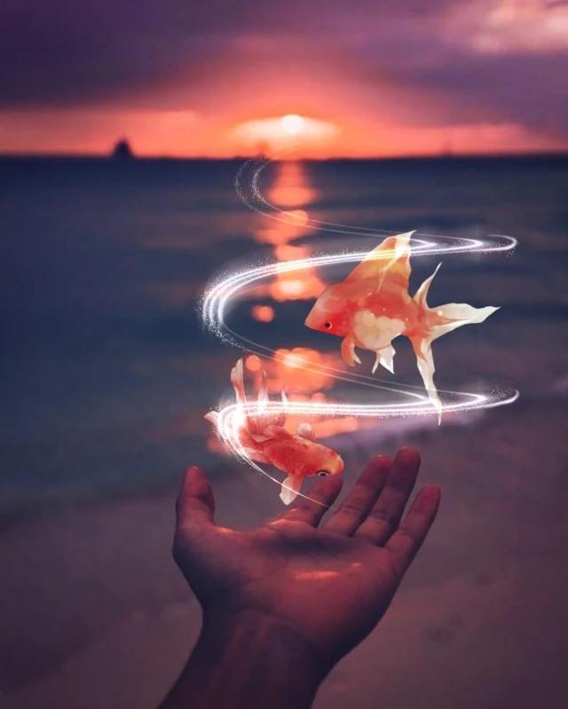 It's Pisces SZN! ♓️🔗bit.ly/PiscesSeason Edit by @ruthy1 #pisces #fish #zodiac #piscesseason #freetoedit
