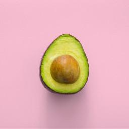 avocado food yummy freetoedit