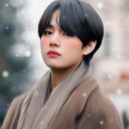 freetoedit kpop korean bts taehyung